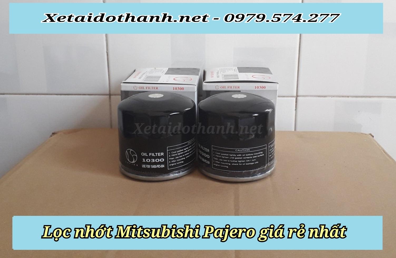 Lọc nhớt mitsubishi pajero
