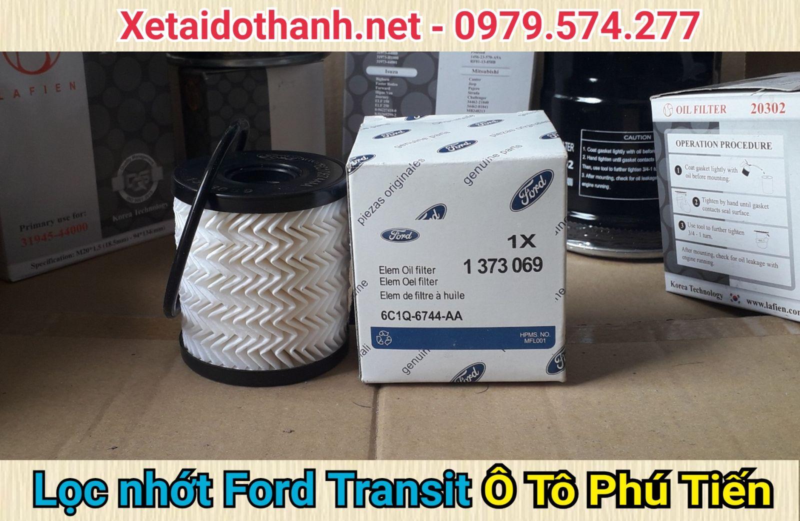 Lọc xe Ford Transit
