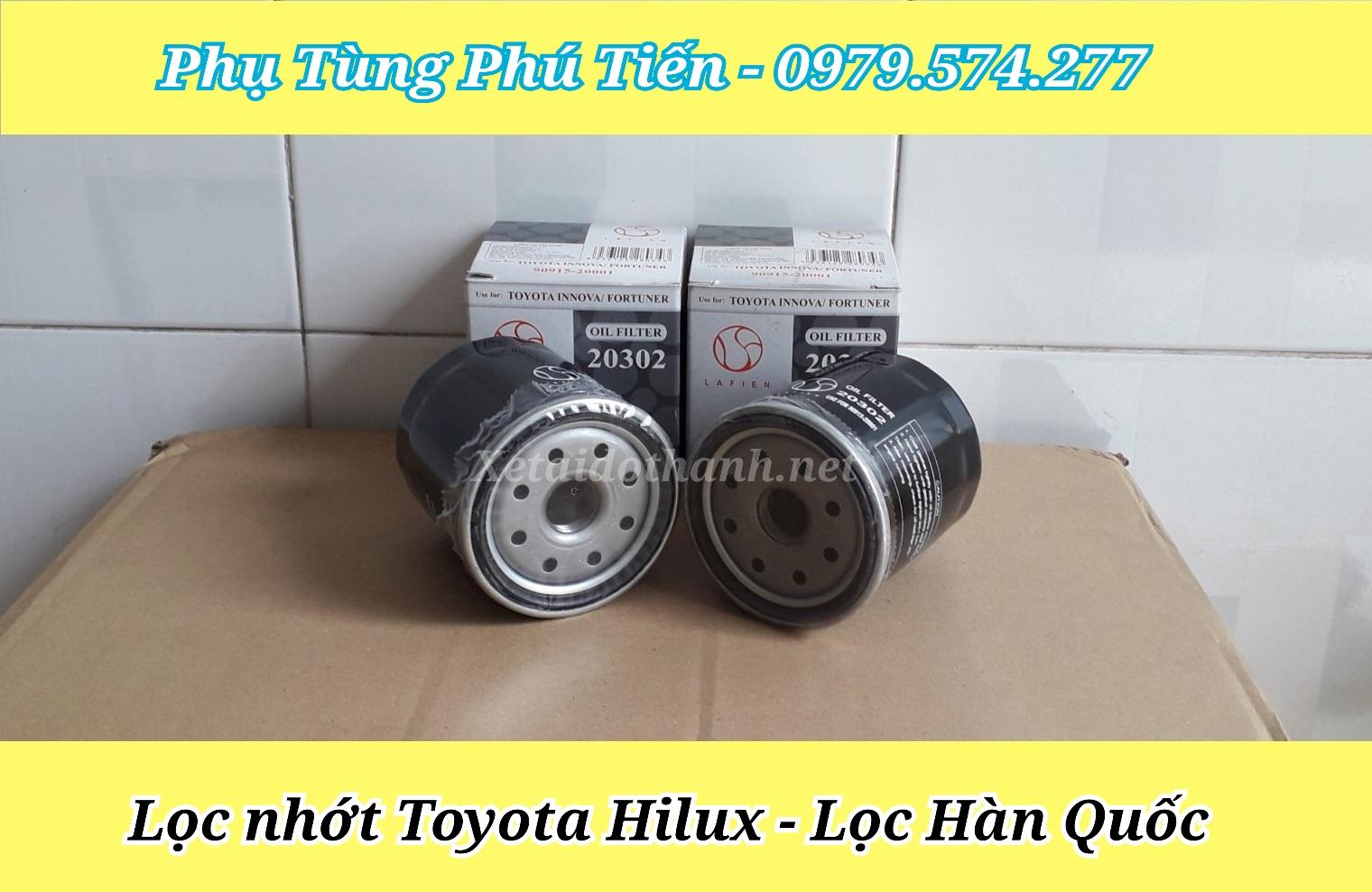 Lọc Nhớt Toyota Hilux