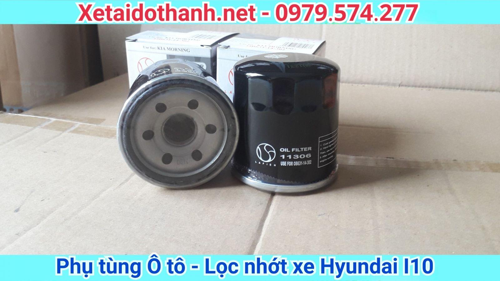 Lọc nhớt xe Hyundai I10