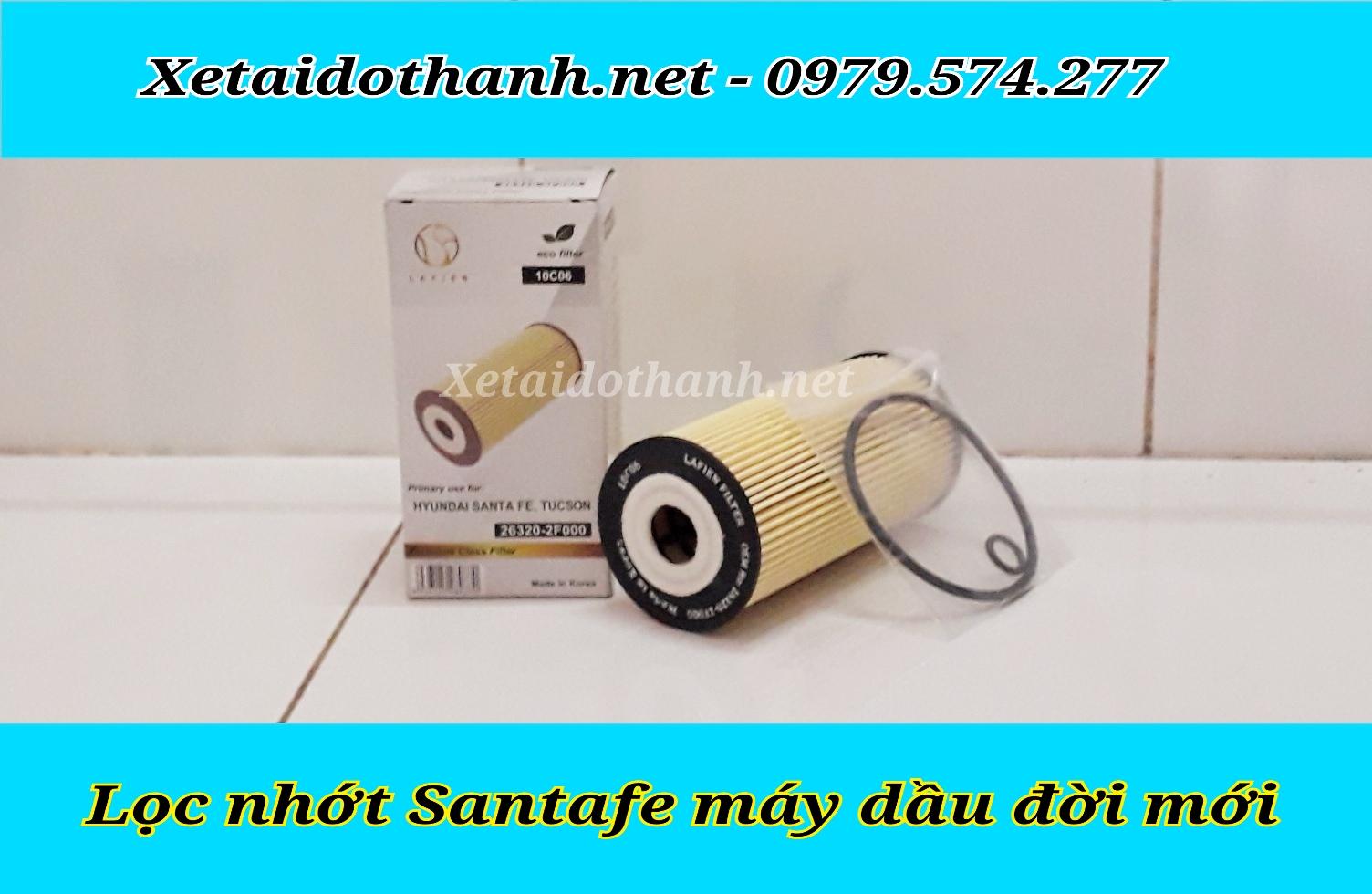Lọc Nhớt Hyundai Santafe chất lượng cao