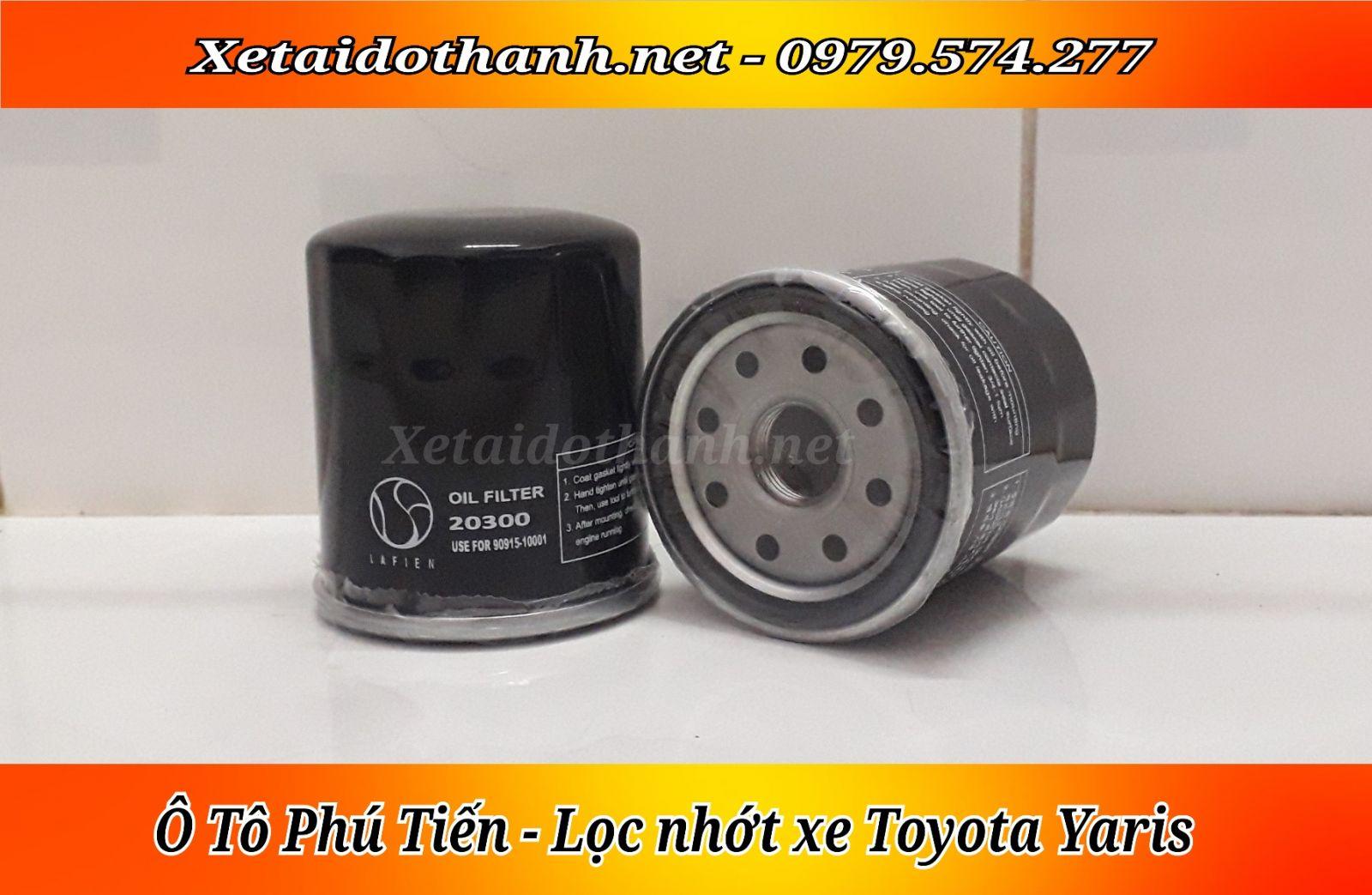 Lọc Nhớt Toyota Yaris