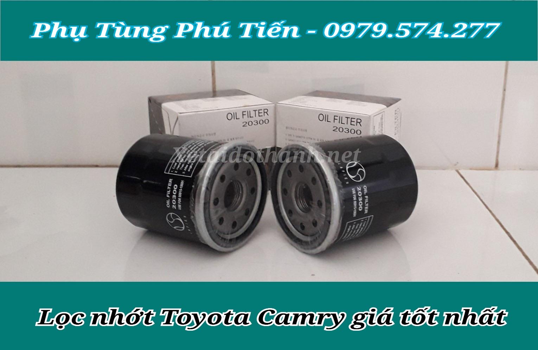 Lọc nhớt xe Toyota Camry chất lượng cao