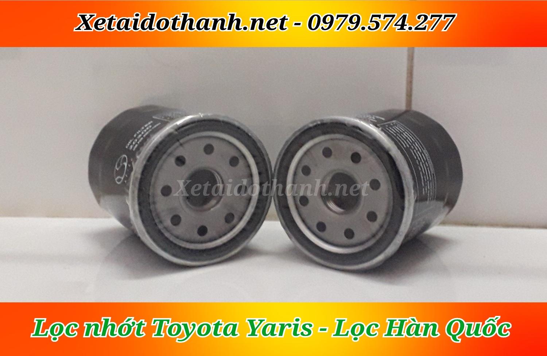 Lọc nhớt xe Toyota Yaris -20300