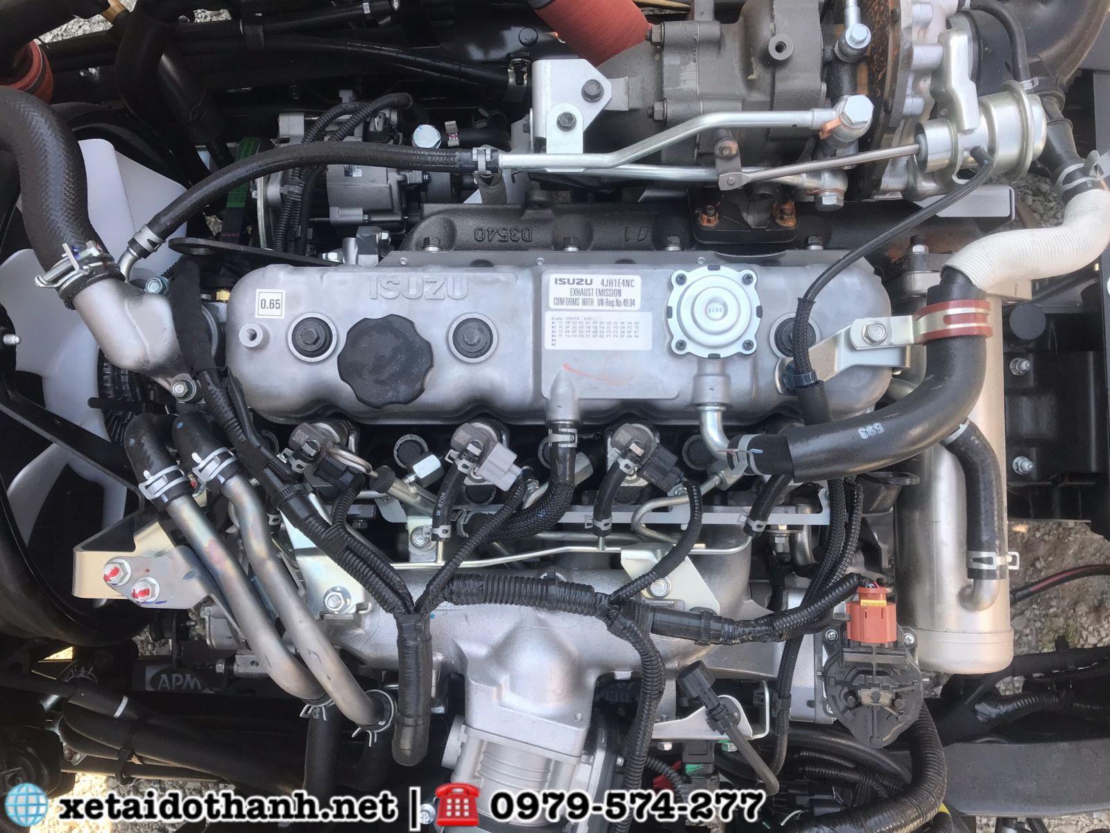 Động cơ Qkr270