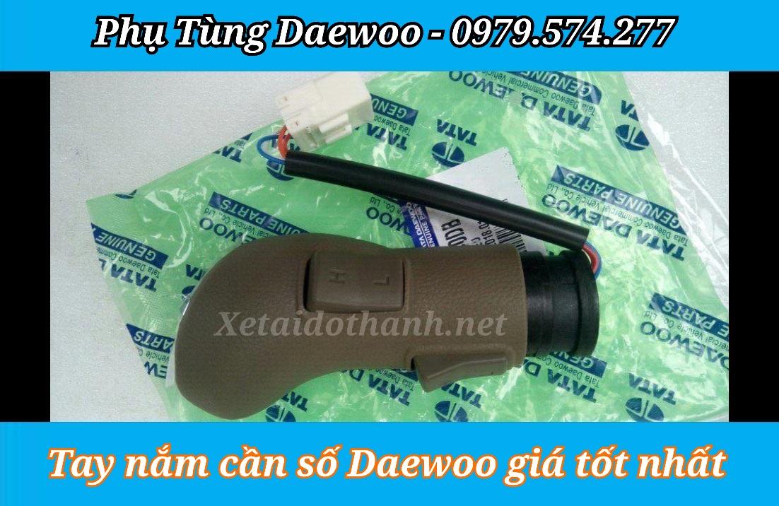 TAY NAM CAN SO XE TAI DAEWOO