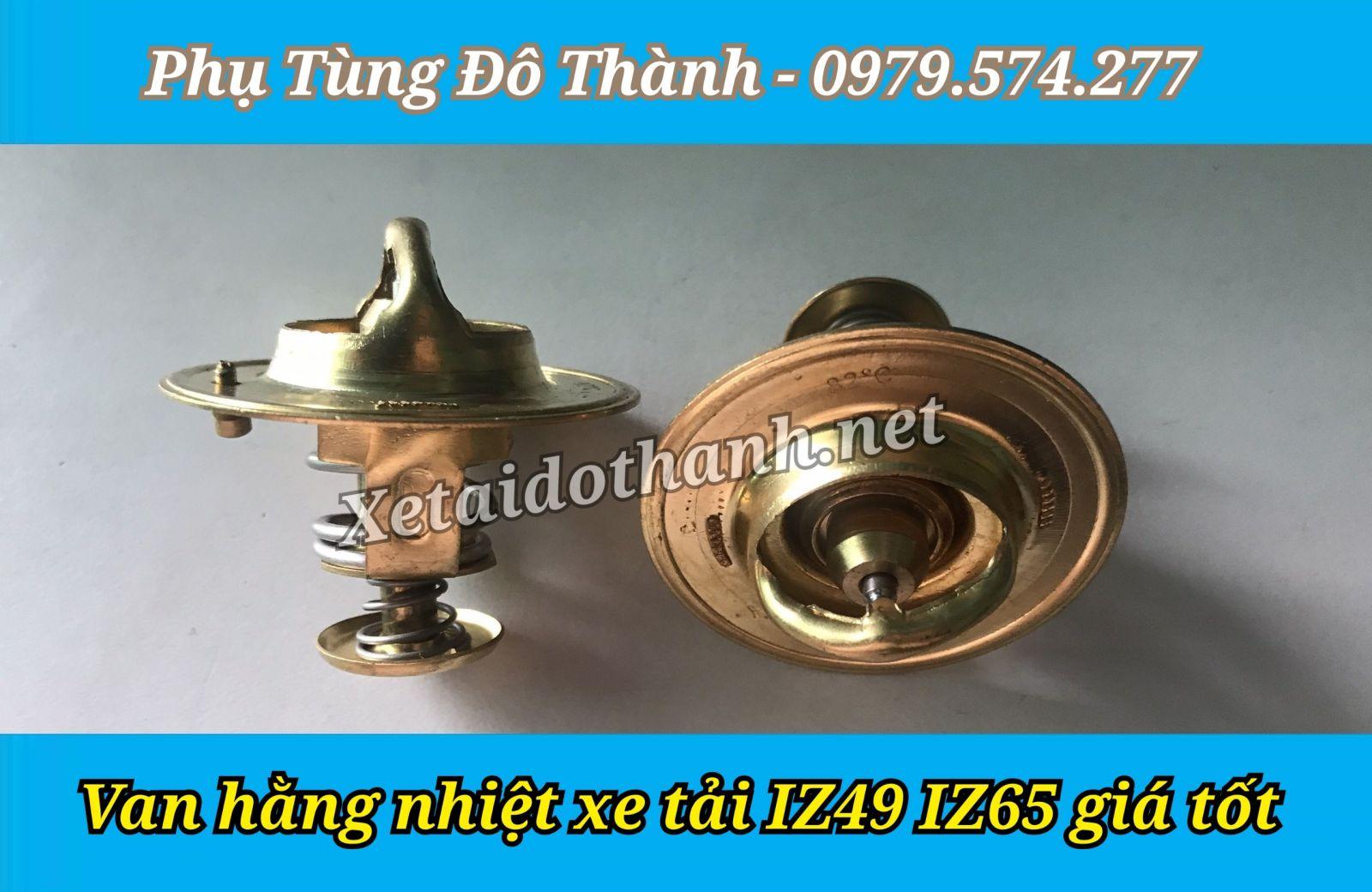 VAN HANG NHIET DO THANH IZ