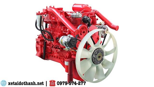 Động cơ xe ben Daewoo