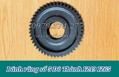 Phụ Tùng Đô Thành: Bánh Răng Số 5 IZ49 IZ65 Chính Hãng