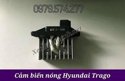 Cảm biến Nóng Hyundai Trago chính hãng - Phụ Tùng Mobis