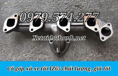 Cổ Góp Xả Xe Tải IZ49 IZ65 Giá Tốt - Phụ Tùng Đô Thành