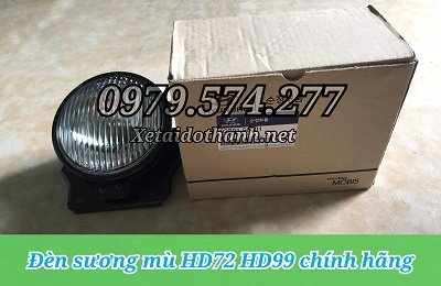 Đèn Cản Xe Tải HD72 HD99 HD120SL HD110S HD800 - Phụ Tùng Hyundai