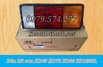 Phụ Tùng Hyundai: Đèn Lái Sau HD65 HD72 HD99 HD120SL Chính Hãng