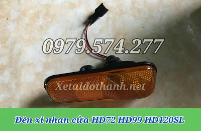 Đèn Xi Nhan Cửa HD65 HD72 HD99 HD120SL HD800 Giá Tốt - Phụ Tùng Hyundai