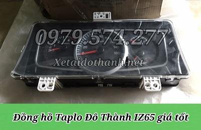 Đồng Hồ Taplo Xe Tải IZ65 Giá Tốt - Phụ Tùng Đô Thành
