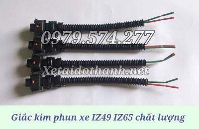 Giắc Kim Phun Xe Tải IZ49 IZ65 Giá Tốt - Phụ Tùng Đô Thành