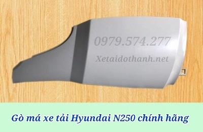 Phụ Tùng Hyundai: Gò Má Xe Mighty N250 Chính Hãng