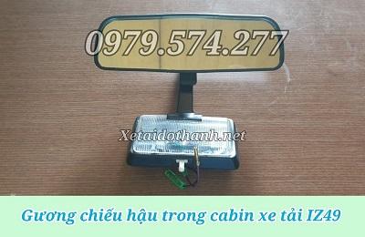 Gương Chiếu Hậu Trong Cabin IZ49 IZ65 Giá Tốt - Phụ Tùng Đô Thành