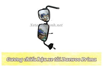 Gương Chiếu Hậu Nhỏ xe Tải Prima - Phụ Tùng Daewoo Chất Lượng Cao