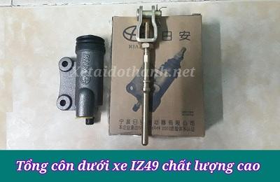 Phụ tùng Đô Thành: Tổng côn dưới xe tải IZ49