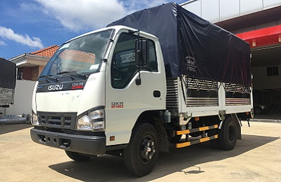 Xe tải 2T5 ISUZU QKR 270 - Tiêu chuẩn 3 cục