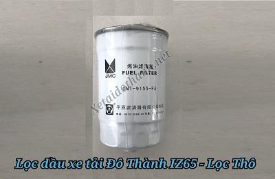 Lọc dầu thô xe tải IZ65 - Phụ tùng Đô Thành IZ65, IZ49 chính hãng