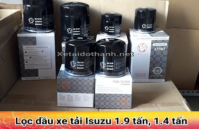 Lọc nhiên liệu Isuzu 1.9 tấn, 1.4 tấn - 27600