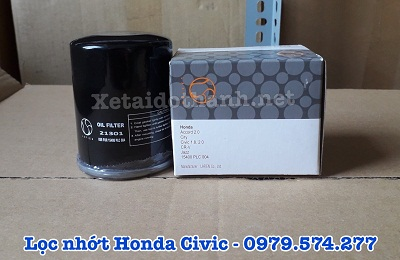 Lọc nhớt xe Honda Civic - 21301
