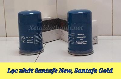 Lọc Nhớt Hyundai Santafe New - 10307