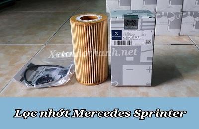 Lọc nhớt Mercedes Sprinter - Phụ Tùng Ô Tô