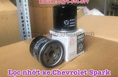 Loc nhớt xe Chevrolet Spark - 12303