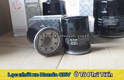 Lọc nhớt xe Honda CRV - 21301