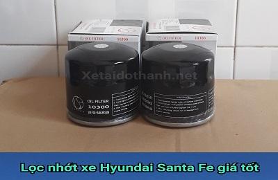 Lọc Nhớt xe Hyundai Santa Fe Máy xăng - 10300