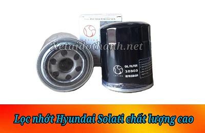 Lọc nhớt xe Hyundai Solati 16 chỗ - Phụ Tùng Ô Tô Phú Tiến