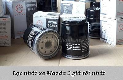 Lọc nhớt xe Mazda 2 - 20303