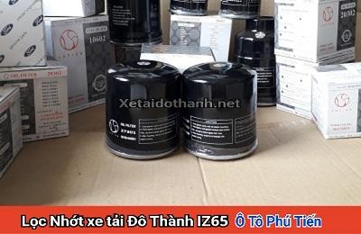 Lọc nhớt xe tải Đô Thành IZ65 - 27301