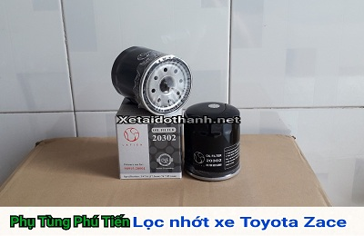 Lọc nhớt xe Toyota Zace - 20302