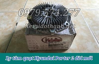 Ly Tâm Cánh Quạt Hyundai Porter 2 Chính Hãng - Phụ Tùng Hyundai