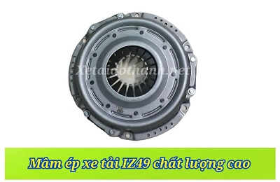 Mâm ép xe tải Đô Thành IZ49 - Phụ tùng xe tải Chất lượng cao