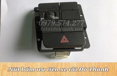 Nút Bấm Ưu Tiên Xe Tải Đô Thành IZ49 IZ65 - Phụ Tùng Chính Hãng