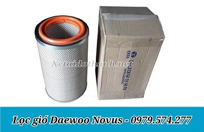 Phụ Tùng Daewoo Hàn Quốc: Lọc Gió Daewoo Novus Chính Hãng