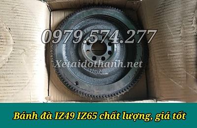 Phụ Tùng Đô Thành: Bánh Đà Xe Tải IZ49 IZ65 Giá Tốt
