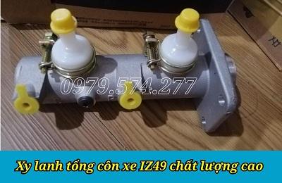 Phụ Tùng Đô Thành: Xy Lanh Tổng Côn (Heo Thắng Cái) Xe Tải IZ49 Giá Tốt