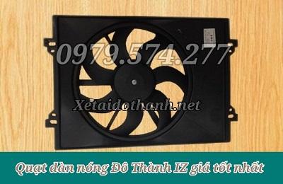 Quạt Dàn Nóng Xe Tải IZ49 Giá Tốt - Phụ Tùng Đô Thành