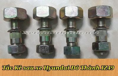 Tắc Kê Sau Xe Tải Đô Thành IZ49 - Phụ Tùng Hyundai Đô Thành Chất Lượng Cao