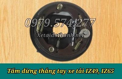Tấm Dừng Thắng Tay Xe Tải IZ49 IZ65 - Phụ Tùng Đô Thành