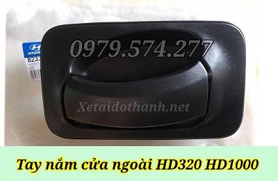 Phụ Tùng Hyundai: Tay Mở Cửa Ngoài Xe HD320 HD270 HD700 HD1000