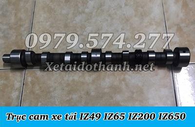 Trục Cam IZ49 IZ65 IZ68 IZ200 IZ650 Giá Tốt - Phụ Tùng Đô Thành