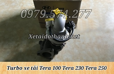 Turbo Tăng Áp Teraco Tera 100 Tera 230 Tera 250 Giá Tốt - Phụ Tùng Tera